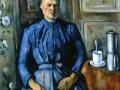 Femme à la cafetière (vers 1895) Paul Cézanne, Musée d'Orsay (Paris)