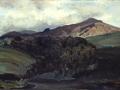 Monte Cavo (vers 1826) Camille Corot, Musée des Beaux-Arts (Reims)