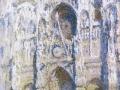 La cathédrale de Rouen (1892-1894) Claude Monet, Musée d'Orsay