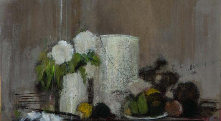 Nature morte aux fleurs - Paul Vilalta - Hyères