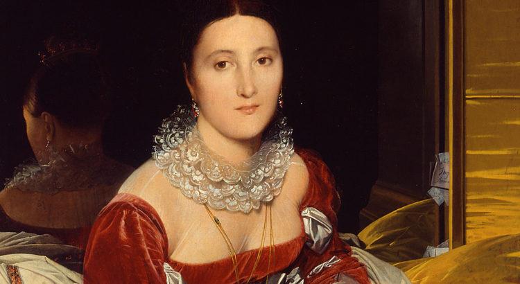 Mme de Senonnes, Jean-Auguste-Dominique Ingres (1814)
